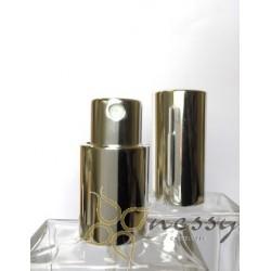 18mm Metal Gümüş Valf Parfüm Spreyleri