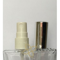 18mm Gümüş-Beyaz Valf Parfüm Spreyleri