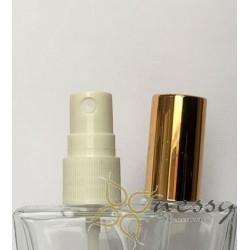 18mm Altın-Beyaz Valf Parfüm Spreyleri