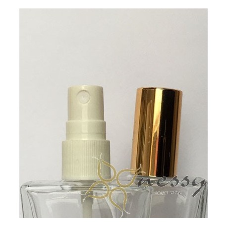 18mm Gold White Sprayer Perfume Sprayers