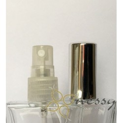 18mm Gümüş-Trans Valf Parfüm Spreyleri