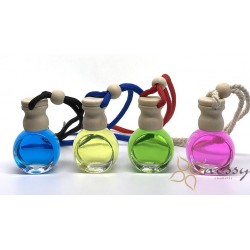 10ml Round Car Perfume Bottle