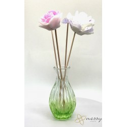 100ml Flowered Diffuser Bottle Room Diffuser Bottles