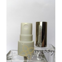 17.5mm UV Gümüş Valf Parfüm Spreyleri